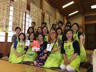 やって、やらせて、ほめて高め合う:増上寺伝筆キャラバン